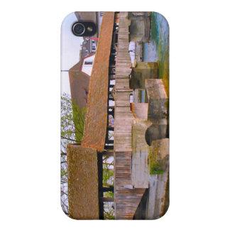 Chapel Bridge, Lucerne, iPhone 4 Case