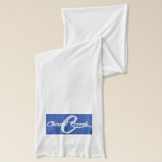 chapel brook jersey scarf