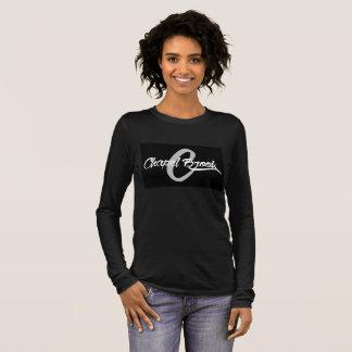 chapel brook womens long sleeve black long sleeve T-Shirt
