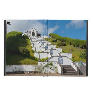 Chapel in Azores islands iPad Air Case