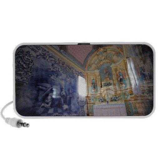 Chapel in Azores Mini Speaker