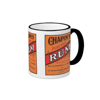 Chapins Pure Old Rum Mugs and Steins
