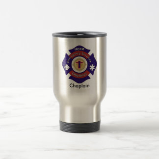 Chaplain Coffee Travel Mug