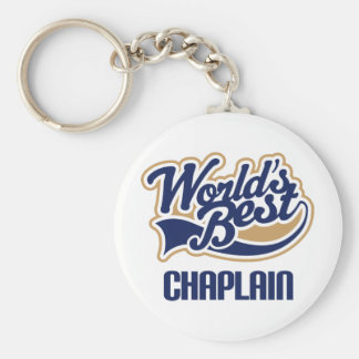 Chaplain Gift Key Ring