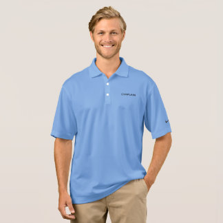 CHAPLAIN - Top quality Chaplain's Polo shirt