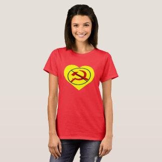 Chapo-lim Anticommune P/Mulher T-Shirt