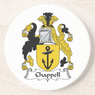 Chappell Family Crest Coaster