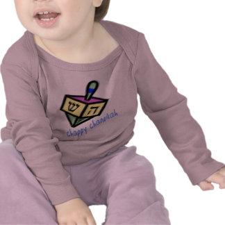 Chappy Chanukah Infant Longsleeve T Shirt