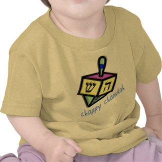 Chappy Chanukah Infant T-Shirts