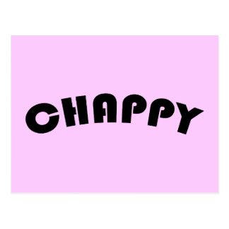 Chappy Postcard