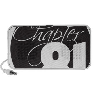 Chapter81 Logo Notebook Speakers