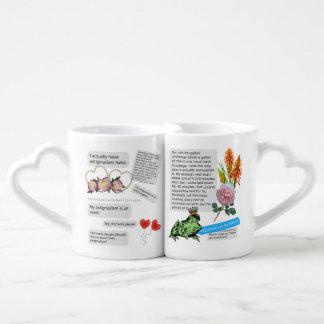 Chapter 1: Men, On Eyeballs and Milk Coffee Mug Set