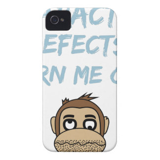 Character Defects Recovery Sober Drunk Case-Mate iPhone 4 Cases