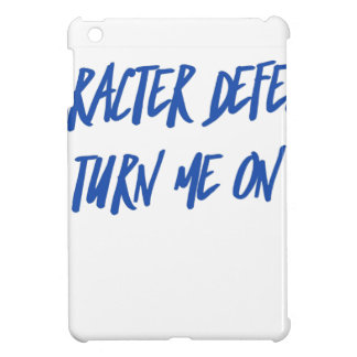Character Defects Recovery Sober Drunk Cover For The iPad Mini