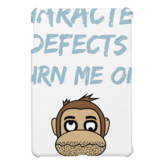 Character Defects Recovery Sober Drunk iPad Mini Cases