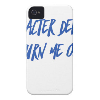 Character Defects Recovery Sober Drunk iPhone 4 Cases