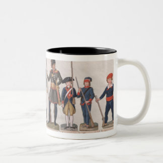 Characters of the French Revolution Coffee Mugs