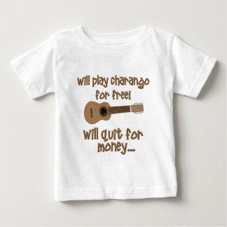 charango baby T-Shirt
