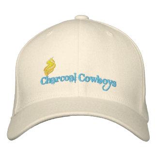 Charcoal Cowboys Hat Baseball Cap