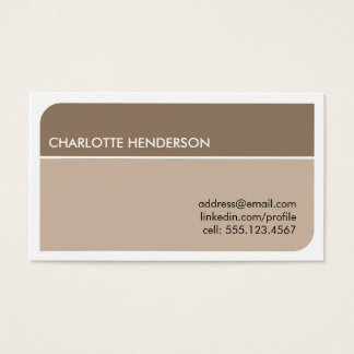 Charcoal gray smart student employment resume card