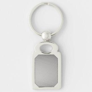 Charcoal Stitch Key Ring