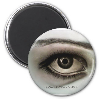 Charcoal Vision Magnet