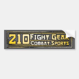 charcoalshirtbg bumper sticker