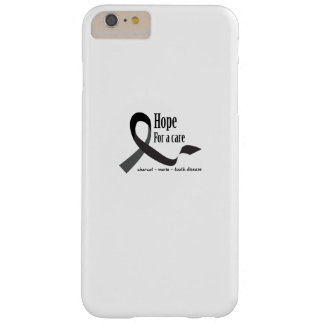Charcot Marie Tooth Fighting Support Barely There iPhone 6 Plus Case