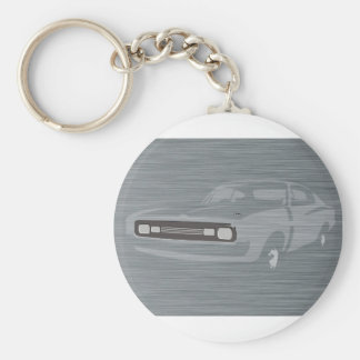 Charger Key Ring