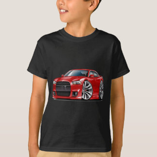Charger SRT8 Red Car T-Shirt