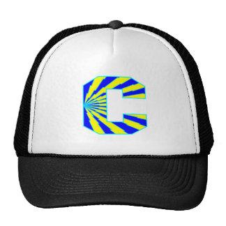 Chargers Helmet Logo Mesh Hat