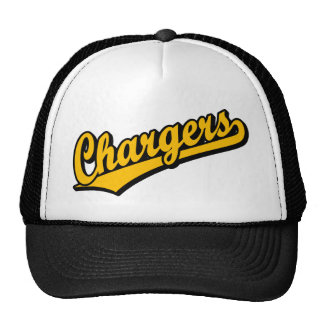Chargers in Orange Cap