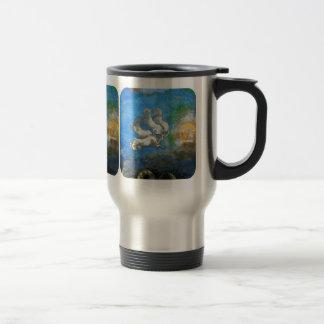 Chariot of Apollo: by Symbolist Odilon Redon Mug
