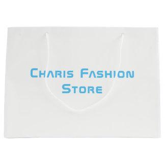 Charis Fashion Store - Brand Gift Bag