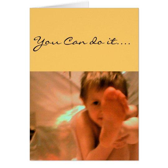 Charity Angel Encouragement Card