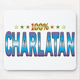 Charlatan Star Tag v2 Mouse Pads