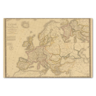 Charlemagne Empire Tissue Paper