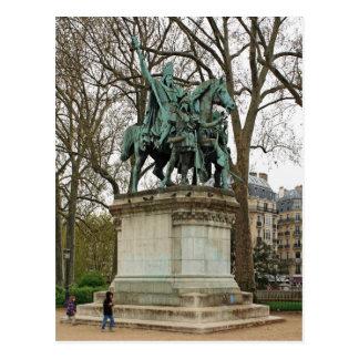 Charlemagne Postcard