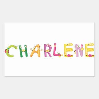 Charlene Sticker
