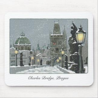Charles Bridge mousepad
