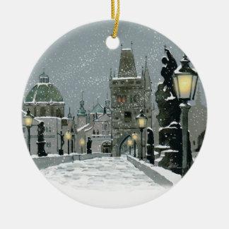 Charles Bridge ornament