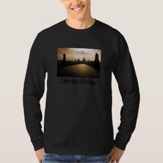 Charles Bridge Prague Long Sleeve Shirt
