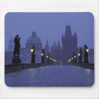 Charles Bridge Prague Mouse Pad