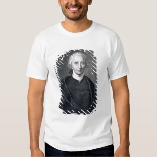 Charles Carroll of Carrollton, engraved by Asher B T Shirts