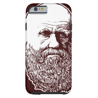 Charles Darwin Tough iPhone 6 Case