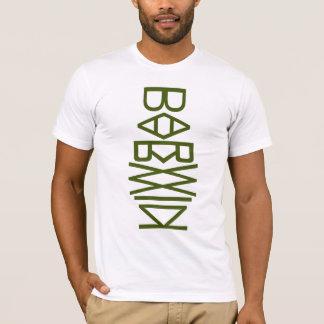 Charles Darwin Green Totem T-Shirt