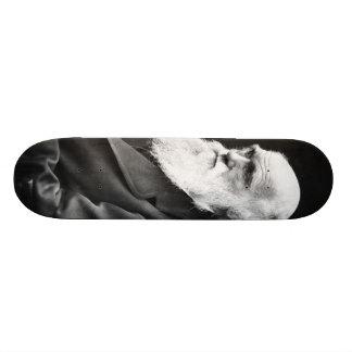 Charles Darwin Portrait Custom Skateboard