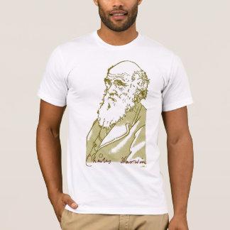 Charles Darwin. Woman T-Shirt
