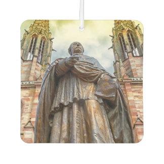 Charles-Emile Freppel statue, Obernai, France