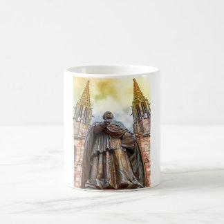 Charles-Emile Freppel statue, Obernai, France Coffee Mug
